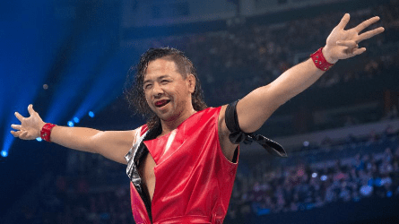 Live Show SmackDown Nakamura