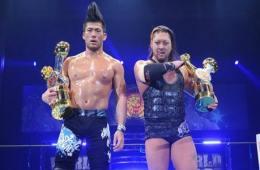 Los Ingobernables de Japón ganan la NJPW World Tag League 2018
