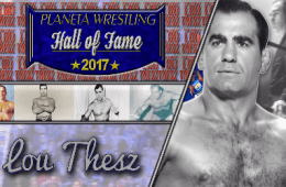Lou Thesz Planeta Wrestling Hall of Fame