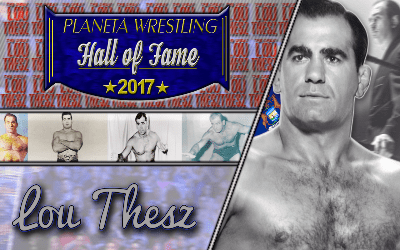 Lou Thesz Planeta Wrestling Hall of Fame