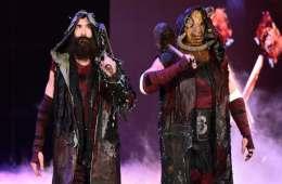 Luke Harper odiaba a Eric Rowan cuando empezó en WWE