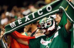 Máscaras Lucha Libre mexicana Rusia 2018