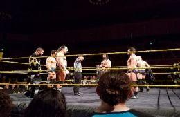 WWE Noticias, Main Event del live show de NXT en Sacramento