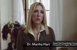Martha Hart responde a las duras críticas que lanzó sobre ella Bret Hart