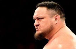 Motivo de la llegada de Samoa Joe a SmackDown Live