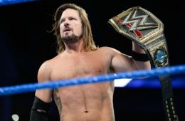 Motivo de la victoria de Aj Styles en Money In The Bank