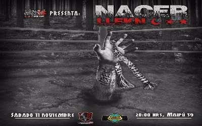 NGen Lucha Libre 2017