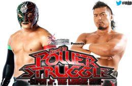 NJPW 26 octubre