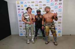 NJPW New Beginning 2018
