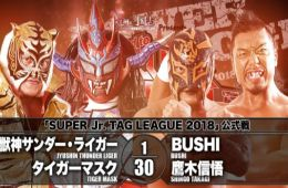 NJPW Tag League