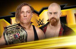 WWE NXT 22 de Agosto (Cobertura y resultados en directo)