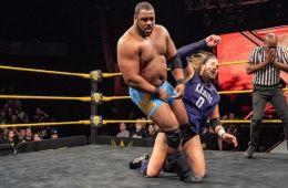NXT 16 de enero