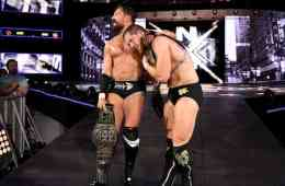 NXT Takeover Philadelphia 27 Enero