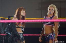 NXT en Dade City ayer 5 de octubre