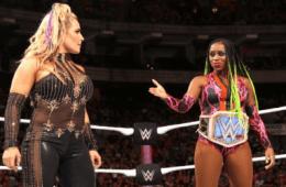 Ya hay retadora al WWE SmackDown Live Women´s Championship en Summerslam