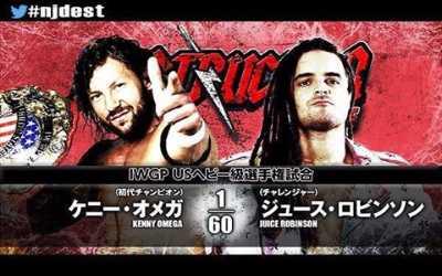 Resultados New Japan Pro Wrestling 24 Septiembre