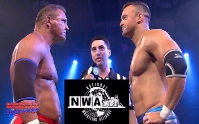 Nick Aldis nuevo campeón de NWA