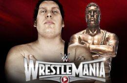 Nombres añadidos a la Andre The Giant Battle Royal