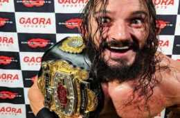 PAC es nuevo campeón en Dragon Gate