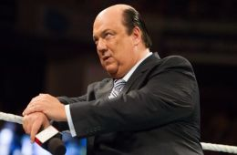 Paul Heyman presenta a Goldberg al WWE Hall Fame