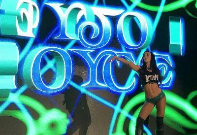 NXT noticias Peyton Royce
