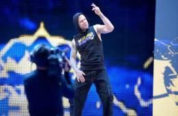 Posible lesión de Jeff Hardy en SmackDown