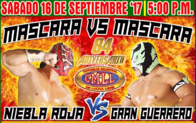 Aniversario 84 CMLL