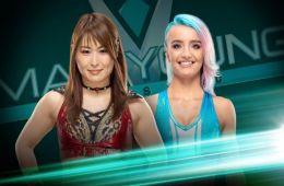 Resultados del WWE Mae Young Classic del 26 de Septiembre