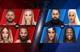 WWE Mixed Match Challenge 20 de Noviembre (Cobertura y resultados en directo)