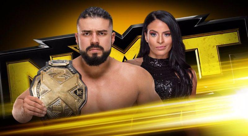 Previa NXT 6 de diciembre