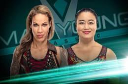 Previa WWE Mae Young Classic 3 de Octubre