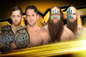 Previa WWE NXT 17 de Octubre