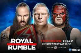 Previa de Royal Rumble