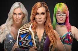 Primeras apuestas para el TLC match por el Smackdown Women's Championship en WWE TLC