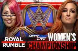 Primeras apuestas para el combate por el Smackdown Women's Championship en Royal Rumble