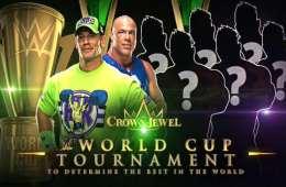 Primeros luchadores confirmados para la copa del mundo de Crown Jewel