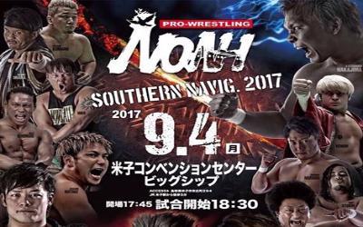 Resultados Pro Wrestling NOAH 4 Septiembre