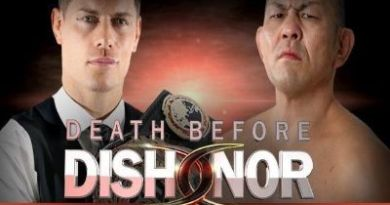 "Resultados del PPV de Ring of Honor ""Death Before Dishonor XV"""