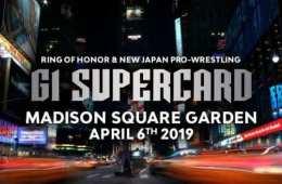El G1 Supercard podría suponer un impacto negativo para Wrestlemania
