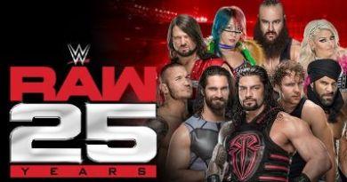 Nota de prensa oficial de RAW25