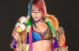 Razón por la que Asuka está en el combate por el Smackdown Women's Championship en WWE TLC
