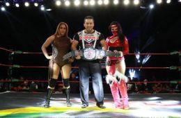 Reina de Reinas Lady Shani vs Faby Apache