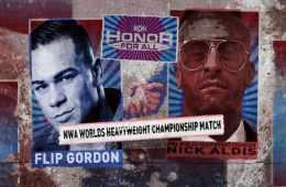 Resultados ROH Honor For All 20 de Julio