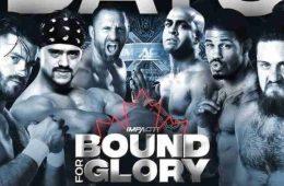 Resultados de Impact Wrestling previo a Bounf For Glory (2 de Octubre)