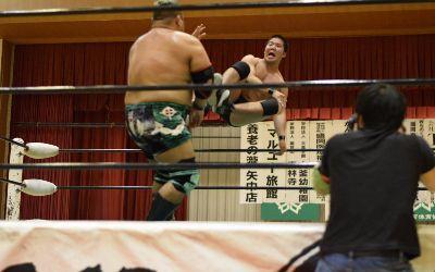 Resultados de Michinoku Pro del 9 de octubre