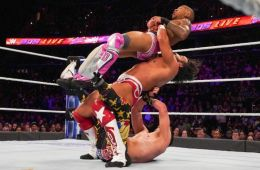 Resultados de WWE 205 Live del 17 de octubre