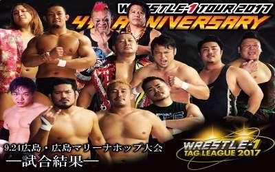 Resultados de Wrestle 1 24 Septiembre