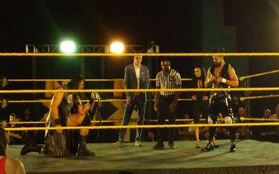 Resultados del show de NXT en Tampa