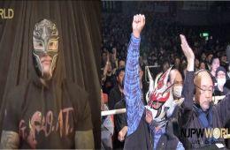 Rey Mysterio en NJPW