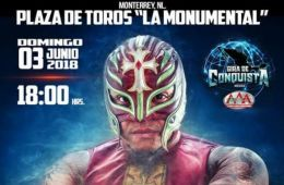 Rey Mysterio regresa a Triple A